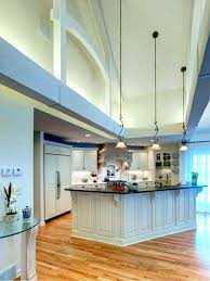 cathedral ceiling kitchen lighting ideas lighting a vaulted ceiling kitchenlighting co