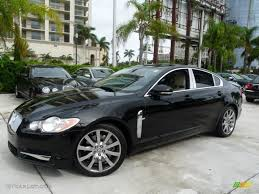 2010 ultimate black jaguar xf premium sport sedan 33438771 photo