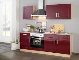 K Henzeile Küchenzeile Varel Küche Mit E Geräten Breite 210 Cm