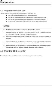 epc002 mobile remote ecg measurement system users manual user
