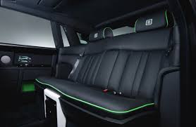 rolls royce ghost interior 2017 rolls royce phantom and ghost u0027art deco u0027 editions performancedrive