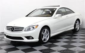 mercedes cl550 coupe 2010 used mercedes cl550 4matic awd amg sport navi at