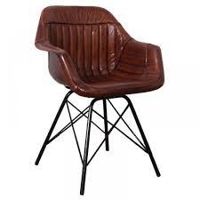 Leather Armchair Leather Armchair Shakunt Vintage Furniture Exporter