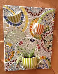 Best Mosaic Teapots And Teacups Images On Pinterest Mosaic - Wall mosaic designs
