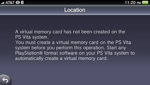 Creating A Vita Lets List Compatible Ps1 Games Via Ps3 Transfer Vita