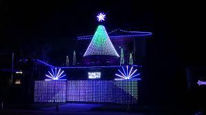 brisbane 4kq christmas lights 2015 youtube