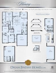 fleming bonus dream finders homes