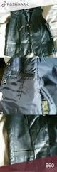 biker waistcoat best 25 leather biker vest ideas on pinterest biker vest black