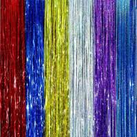 Gold Foil Curtain by Wholesale Foil Fringe Curtains Buy Cheap Foil Fringe Curtains
