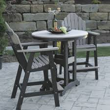 Patio Bar Height Table And Chairs Furniture Enjoy Your New Outdoor Furniture With Bar Height Patio