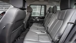 2016 land rover discovery interior 2016 land rover discovery landmark interior rear seats hd