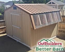 backyard storage sheds outbuilders
