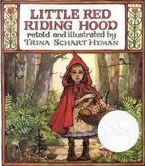 red riding hood trina schart hyman