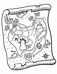 asia map coloring page treasure map coloring page regarding encourage in coloring page