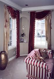 Swag Curtains For Living Room by 155 Best Romantic Curtain Ideas Images On Pinterest Curtain