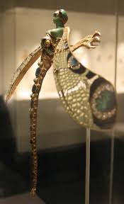 lalique u0027s dragonfly brooch art nouveau jewelry pinterest