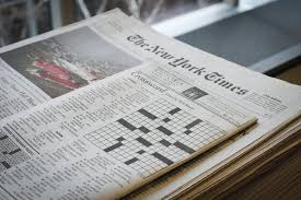 the new york times publishes the youngest crossword constructor in new york times history the