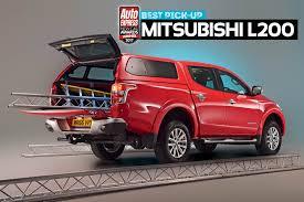 mitsubishi l200 single cab pick up of the year 2017 mitsubishi l200 new car awards 2017