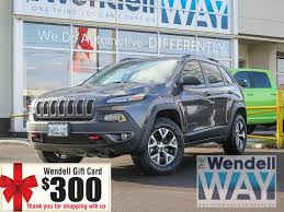 black jeep liberty 2016 wendell motors vehicles for sale in kitchener on n2g 4a2