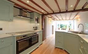 Green Kitchen Sink by In Frame Shaker Kitchen In Farrow U0026 Ball Teresa U0027s Green Bentworth