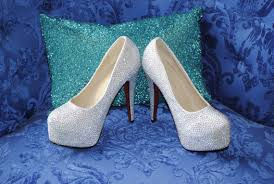 wedding shoes size 9 ready to ship swarovski wedding shoes size 9 2239296 weddbook