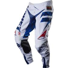 shift motocross gear racing limited edition faction camo pants