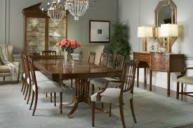 Baker Dining Room Furniture Historic Charleston Collection From Baker Dining Room