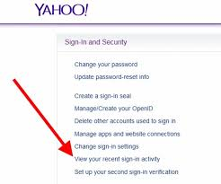 Yahoo Sign In Yahoo Mail Sign In Settings How To Change Naija Ng