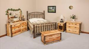 Reclaimed Wood Bedroom Furniture Bedroom Log Beds King Size Rustic King Size Headboard Rustic