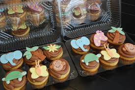jungle themed baby shower cupcakes images