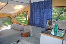 Pop Up Camper Curtains Coleman Pop Up Camper Rehab The Airstream Homestead