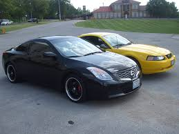 nissan altima blacked out 2008 nissan altima vi coupe u2013 pictures information and specs