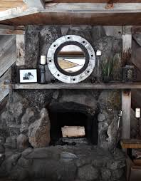 rustic fireplace mantle the middle of here