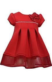 bonnie baby baby girls embroidered organza skirt cap sleeve