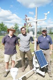 blog check out our new weather station