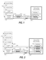 patent us6453693 solar powered refrigeration system google patents
