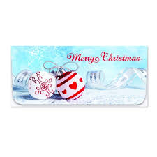 currency envelopes merry design fce 278