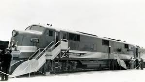 oil electric e 7 roll out train of tomorrow