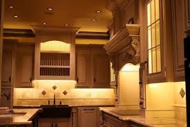 Led Tape Lighting Under Cabinet by Beautiful Led Tape Lighting Under Cabinet For Hall Kitchen