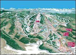 Breckenridge Ski Map Steamboat Piste Map Trail Map