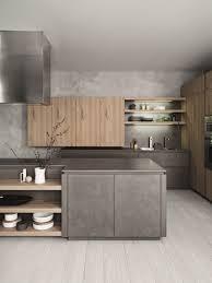 Kitchen Island With Storage by Kitchen Cafe Style Kitchen Design With Dark Grey Wood Kitchen