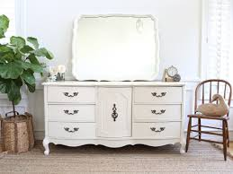Bassett French Provincial Bedroom Furniture by Bassett Shabby Chic French Provincial Vintage Dresser Buffet
