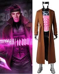 Gambit Halloween Costume Men Origins Gambit Cosplay Costume Love Return