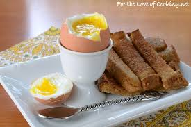 egg boiled soft boiled egg with buttery toast soldiers for the of