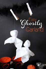 How To Make Little Ghost Decorations 20 Fun Halloween Crafts And Ideas For Your Home