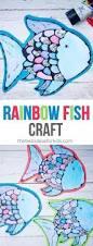 the 25 best rainbow fish crafts ideas on pinterest fish crafts