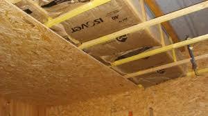 isoler un garage pour faire une chambre isolation plancher garage collection avec isoler sol garage pour