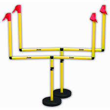 amazon com franklin sports youth football 2 goal post set