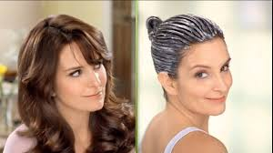 what color garnier hair color does tina fey use tina fey garnier fructis commercial hd newest 720p youtube