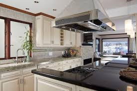 Black Galley Kitchen - 45 luxurious kitchens with white cabinets ultimate guide